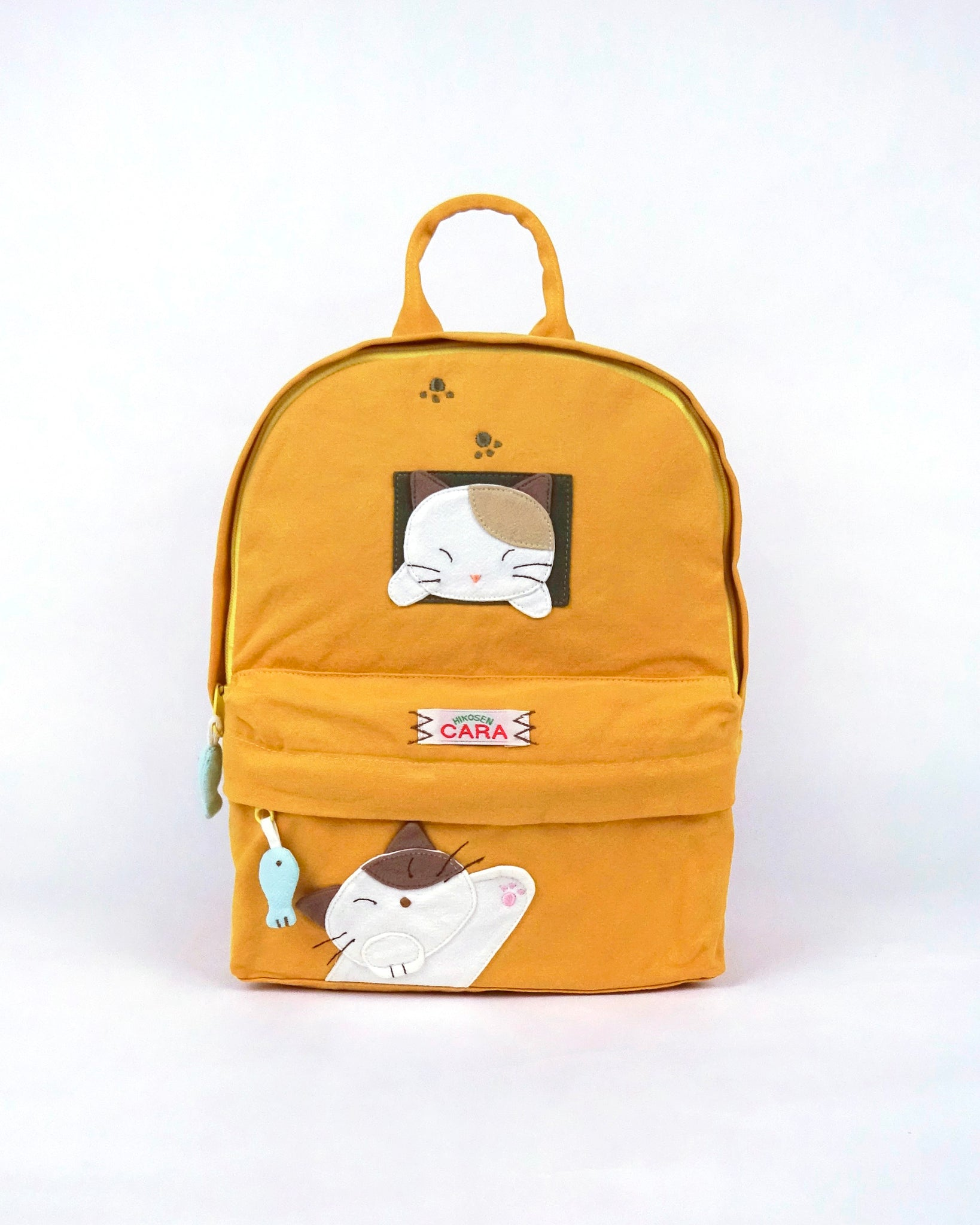 Brand New Day Mini Backpack (Golden Yellow)