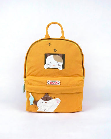 Brand New Day Mini Backpack (Yellow)