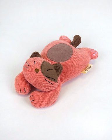 Super Cat Plush (Pink)