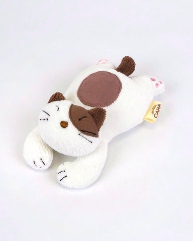 Super Cat Plush (White)