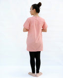 Hidden Kittens Tunic (Pink)