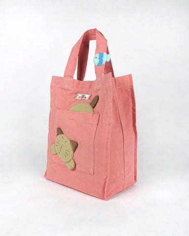 Stuck On You Tote Bag (Pink)