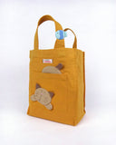Stuck On You Tote Bag (Yellow)