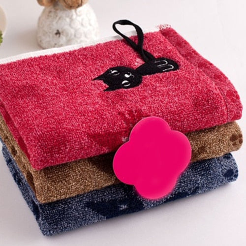 Soft Face Towels