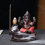 Elephant God Ganesha Incense Burner