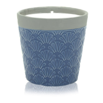 Blue Day Candle