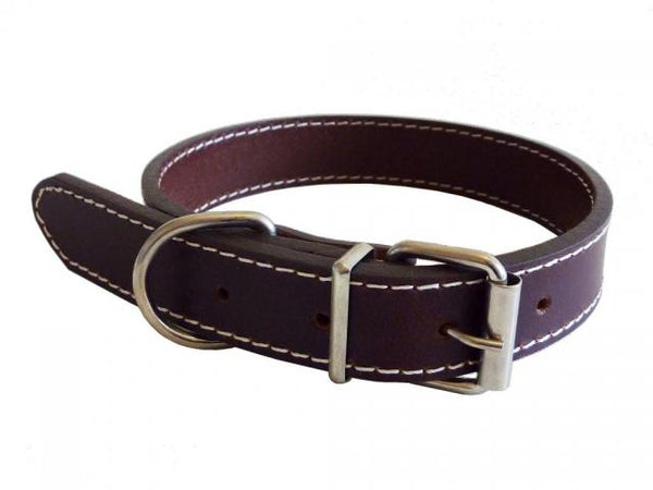 Traditional Leather Collar - Me Organics
