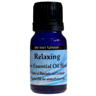 Relaxing Essential Oil- 10ml - Me Organics