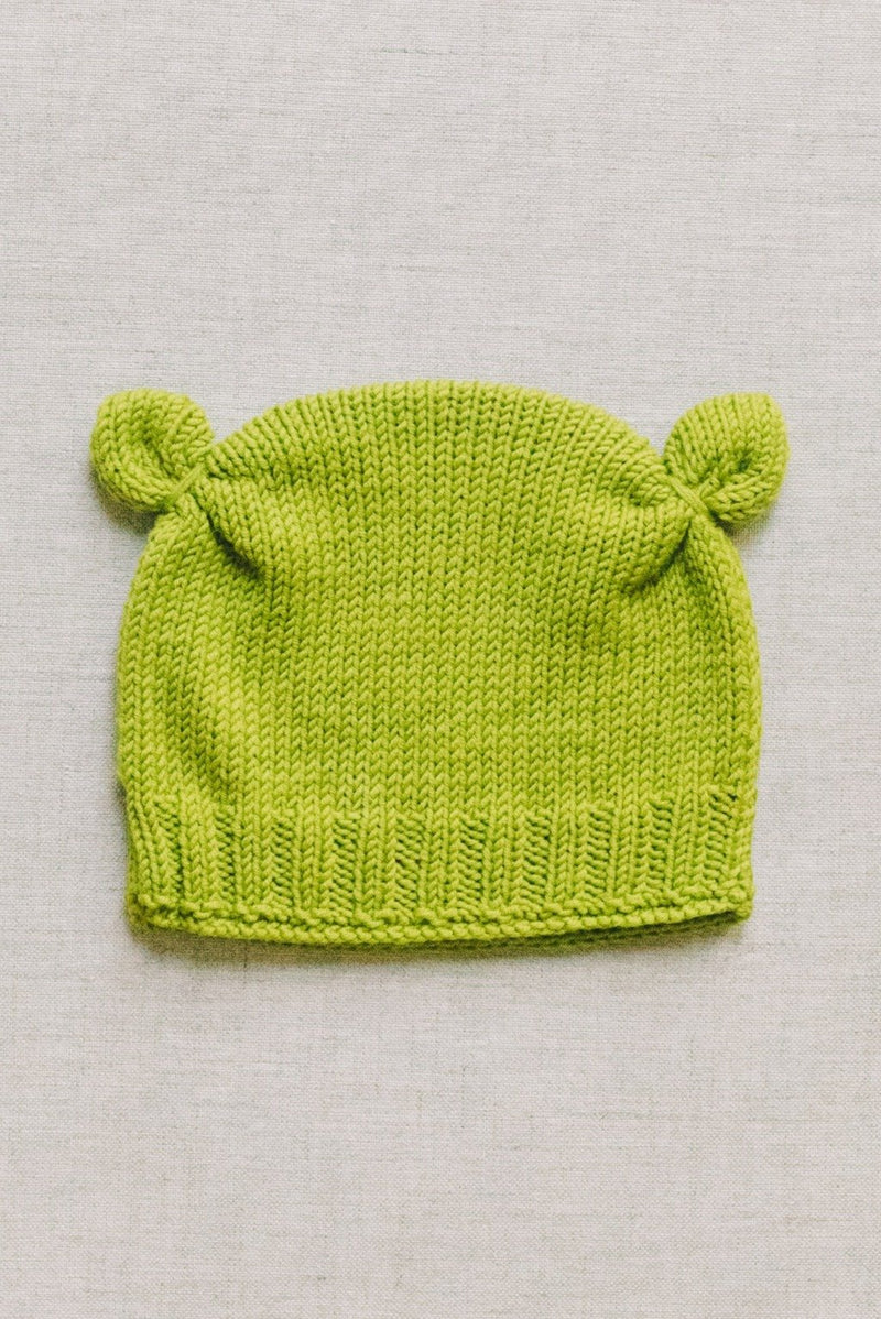 Reiets beanie - olive
