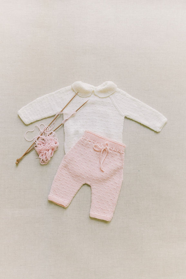 Reiets Heirloom Baby Peach Set