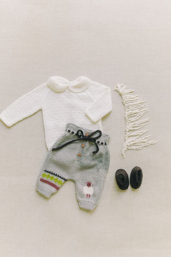 Custom Baby Heirloom Ovella Set