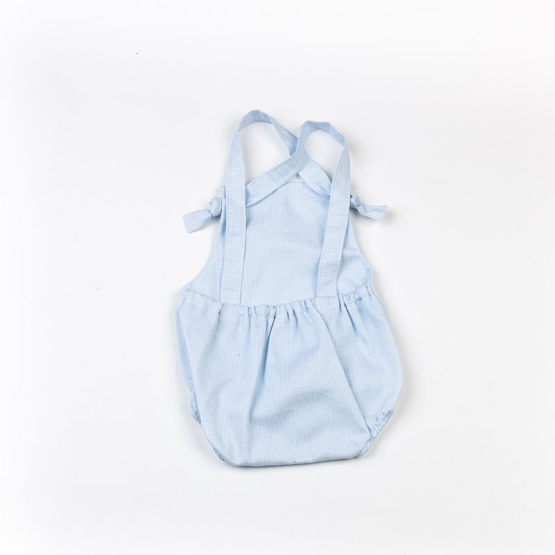 Reiets Vicens Bodysuit Long Sleeve Set - Azul