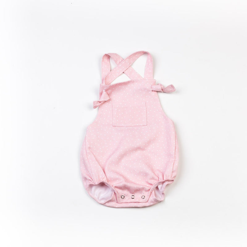 Reiets Vicens Bodysuit Short Sleeve Set - Rose
