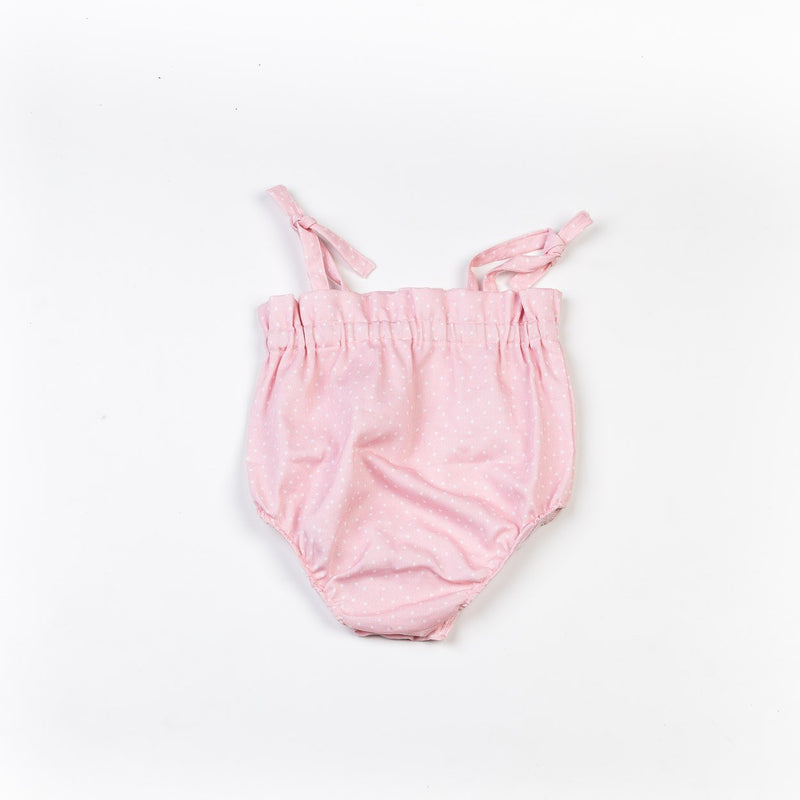 Reiets Vicens High Waste Shorts - Rose
