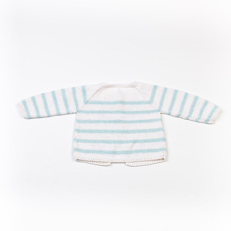 Reiets Amatller Cardigan - Mint