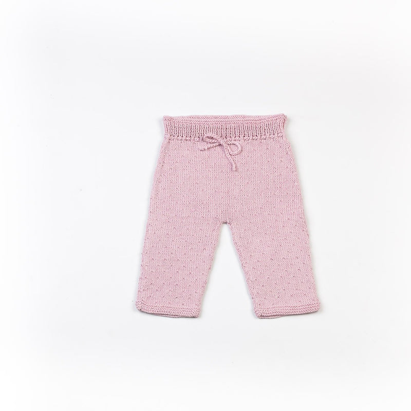 Reiets Gioia Sweater & Trousers Set - Rose
