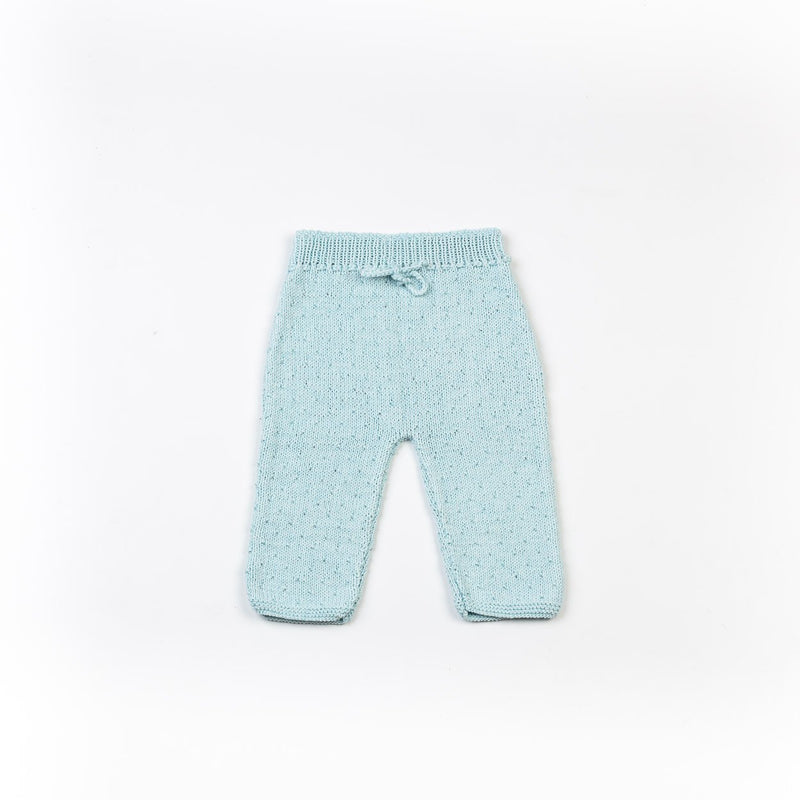 Reiets Gioia Sweater & Trousers Set - Mint