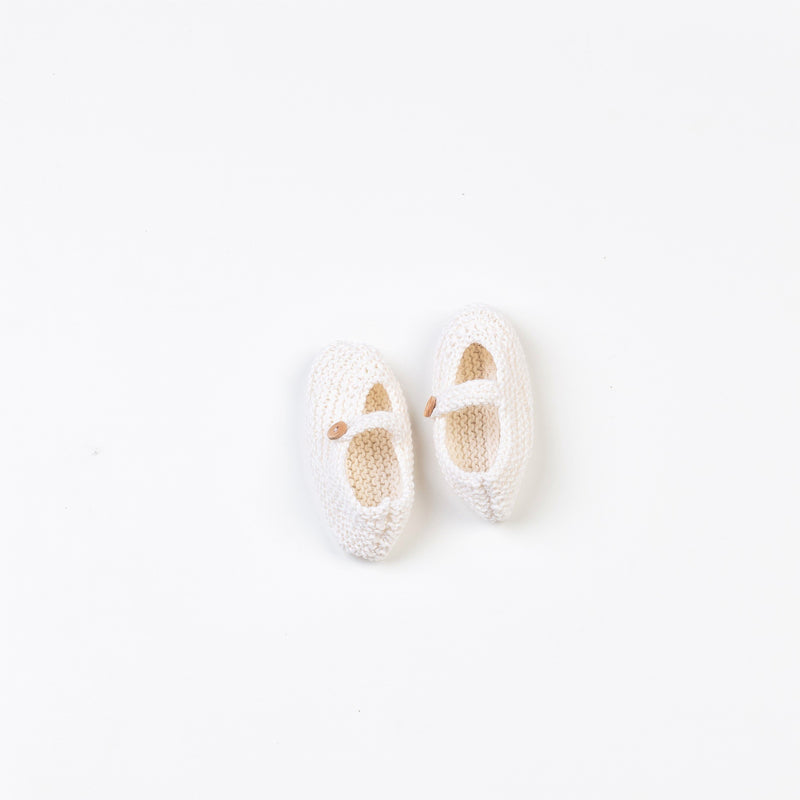 Reiets Gioia Shoes - White