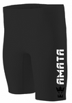 Men Competition Compression Shorts