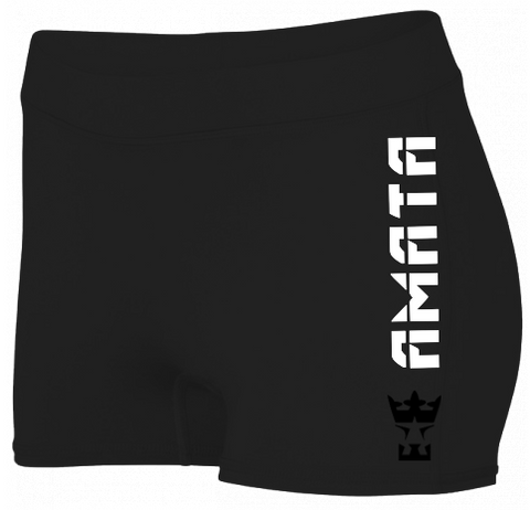 Women's Competition Compression Shorts