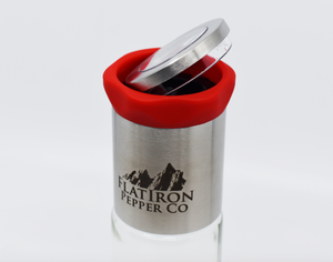 Flatiron Chile Pepper Grinder