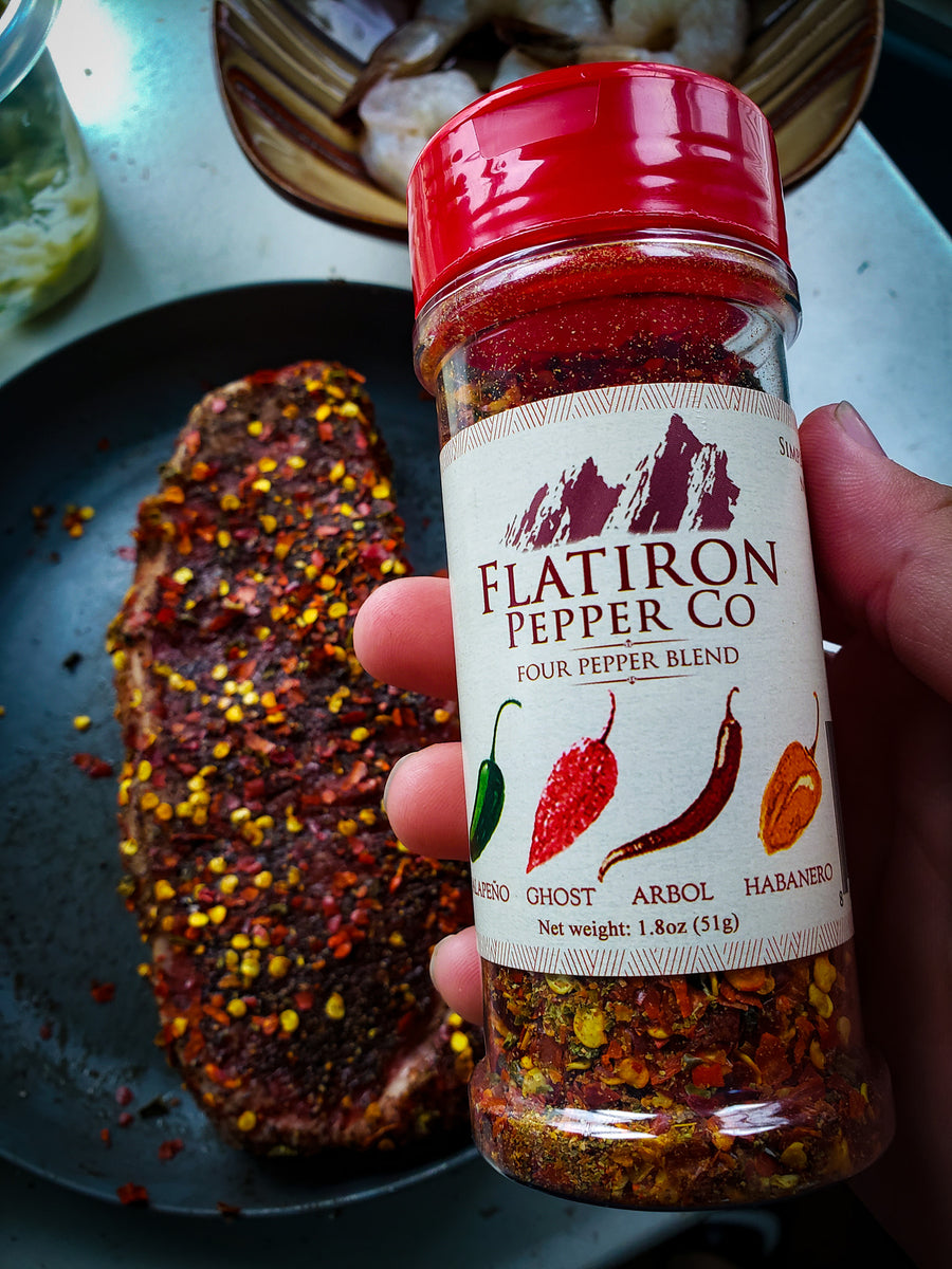 Four Pepper Blend