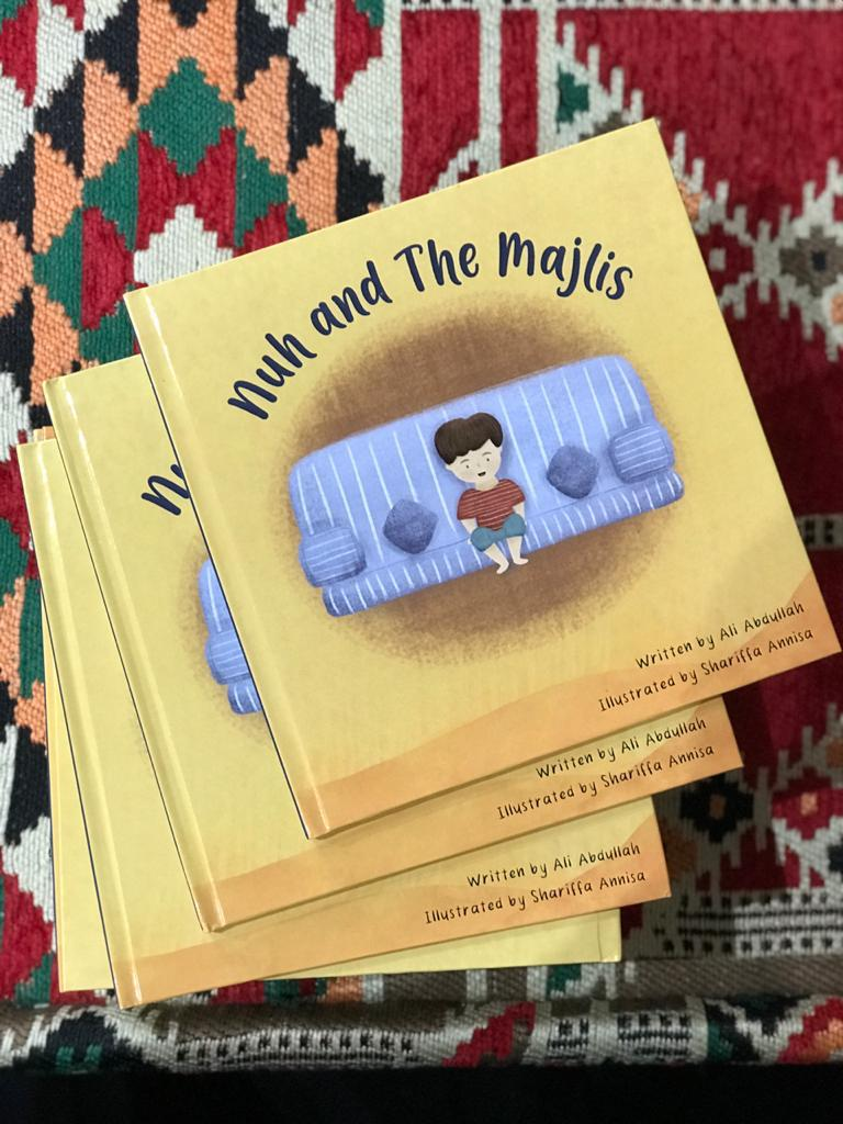 Nuh and The Majlis (Children Picture Book)