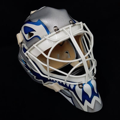 NEW REVERSE RETRO FELIX POTVIN Goalie Mask!