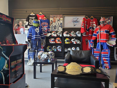 VIRTUAL HQ TOUR - 2020 TORONTO SPORT CARD & MEMORABILIA EXPO!