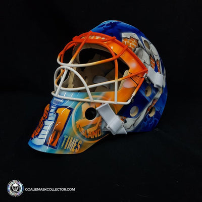 MASK OF THE WEEK: BILLY SMITH ISLANDERS LEGACY SIGNATURE EDITION