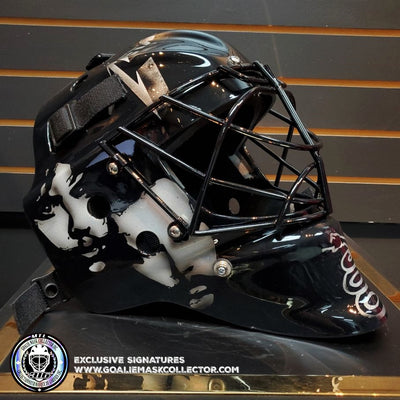 METALLICA CUSTOM GOALIE MASK PAINTING: SEND-IN YOUR IDEAS! NHL CALIBER
