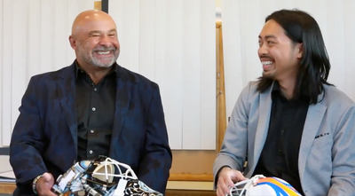 MASK TALKS with GRANT FUHR!