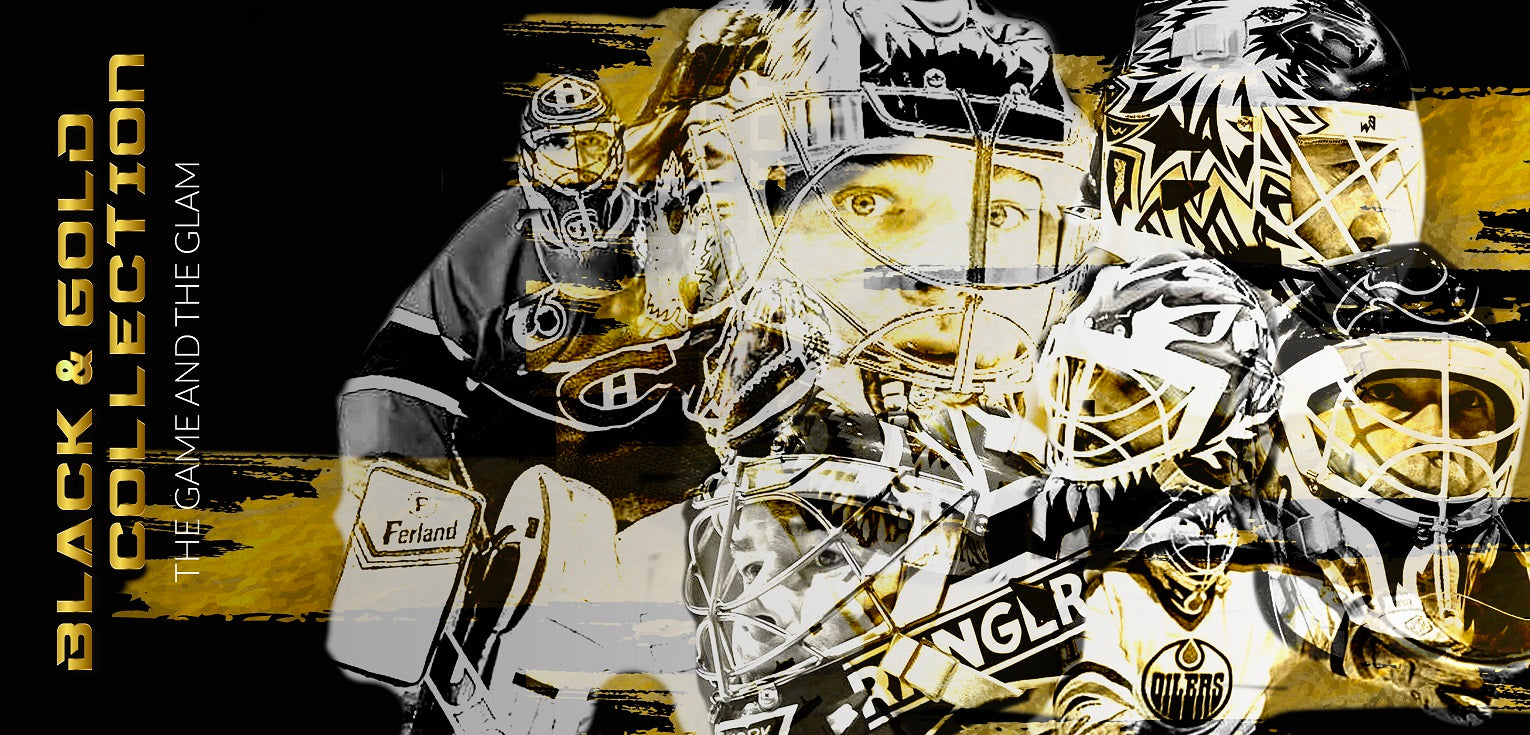 Black_&_Gold_Collection_Pre_Launch_Goalie_Mask_Collector
