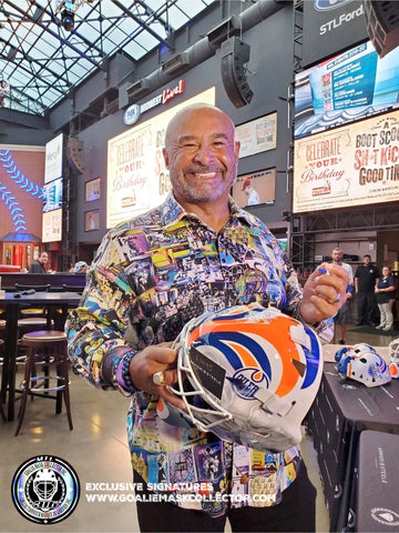 Grant_Fuhr_Goalie_Mask_Collector_Armori_Steele_St.Louis_Making_coco_premiere