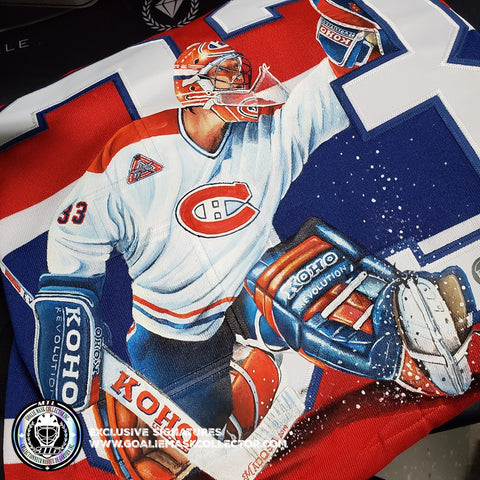 Painted_Goalie_jersey_Madosa_goalie_mask_collector_armori_steele_patrick_roy_canadiens