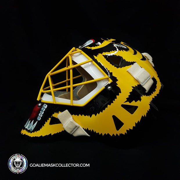 Andy Moog Signed Goalie Mask Autographed Boston V1 Signature Edition