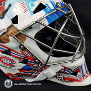 Reservation Sale: Carey Price Autographed Goalie Mask Montreal 100th Anniversary