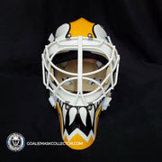 FELIX POTVIN UN-SIGNED GOALIE MASK BOSTON