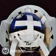 FELIX POTVIN SIGNED GOALIE MASK AUTOGRAPHED TORONTO CLASSIC AS EDITION