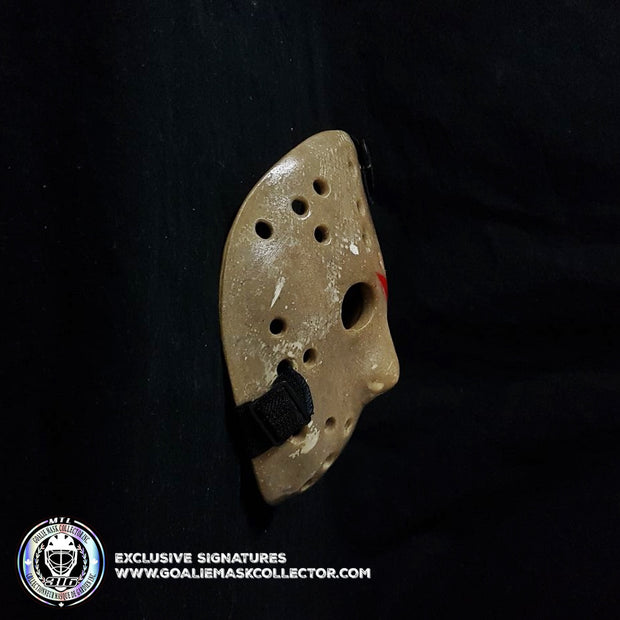 FRIDAY THE 13TH JASON VOORHEES MASK UNSIGNED GOALIE MASK