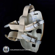 Jacques Plante Unsigned Goalie Mask Montreal Tribute Vintage