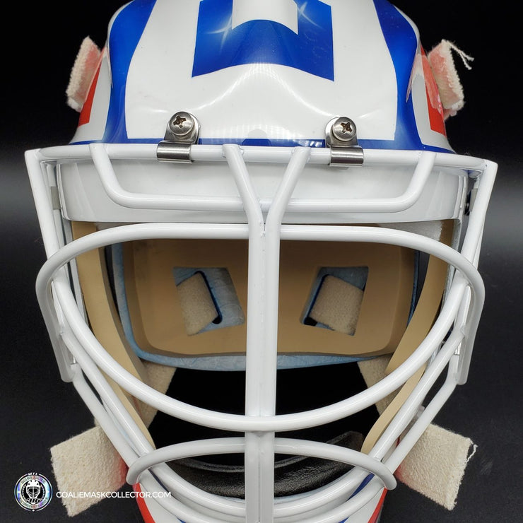 Jake Allen Unsigned Goalie Mask 2021 Montreal