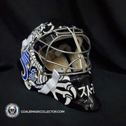 JAMIE STORR GOALIE MASK LOS ANGELES UN-SIGNED