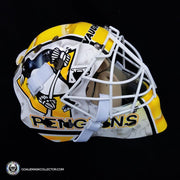 Matt Murray Signed Goalie Mask 2016-17 Stanley Cup Ice Ready AS Edition Autographed