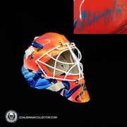 Nikolai Khabibulin Signed Goalie Mask Winnipeg Signature Edition Autographed