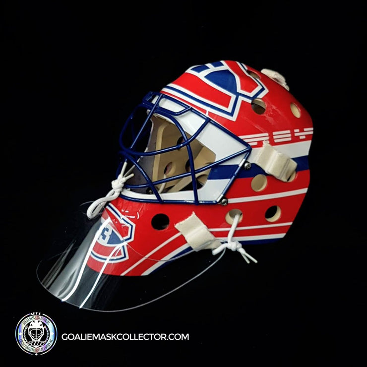 PATRICK ROY GOALIE MASK MONTREAL EDITION UN-SIGNED