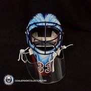 PATRICK ROY SIGNED GOALIE MASK AUTOGRAPHED COLORADO GEN 1 AS EDITION