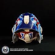 PRE-SALE: PATRICK ROY SIGNED GOALIE MASK AUTOGRAPHED COLORADO GEN 2 AS EDITION