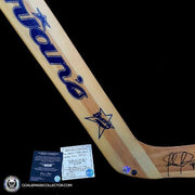 Felix Potvin Brian's Signed Game Ready Stick Toronto Maple Leafs