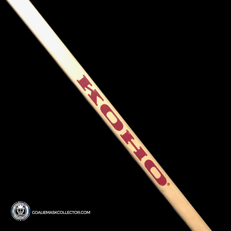 PATRICK ROY STICK GAME ISSUED KOHO 500 MODEL COLORADO AVALANCHE 2002-2003